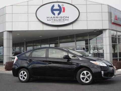 2014 Toyota Prius for sale at Harrison Imports in Sandy UT