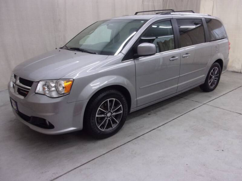 2017 Dodge Grand Caravan for sale at Paquet Auto Sales in Madison OH
