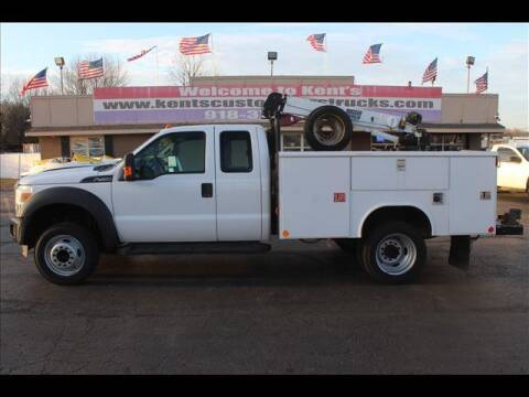 2012 Ford F-450 Super Duty for sale at Kents Custom Cars and Trucks in Collinsville OK