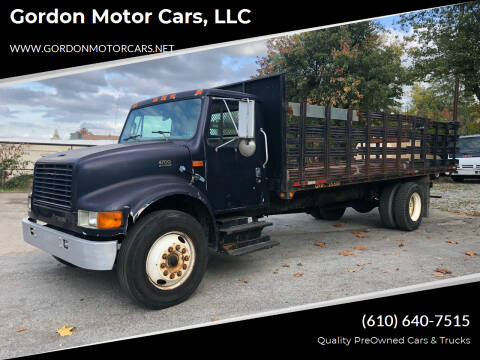 2000 International 4700 for sale at Gordon Motor Cars, LLC in Frazer PA