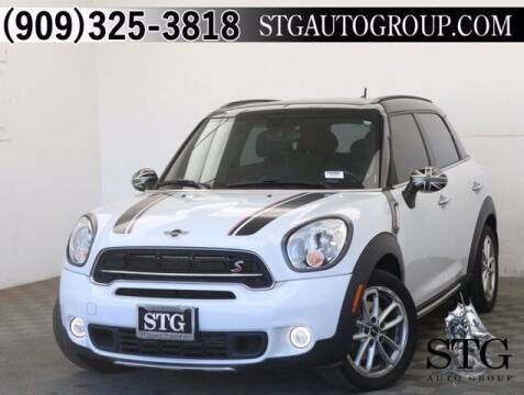 2015 MINI Countryman for sale at STG Auto Group in Montclair CA