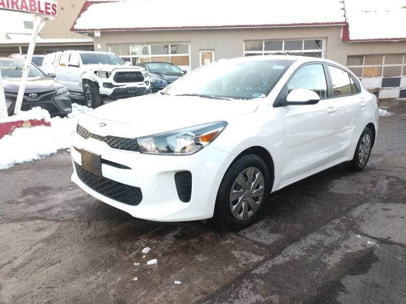 2020 Kia Rio LX 4dr Sedan - Denver CO