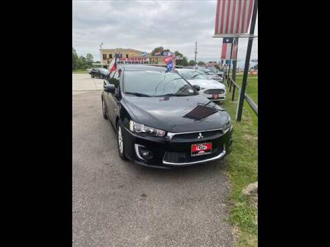 2016 Mitsubishi Lancer for sale at FREDY USED CAR SALES in Houston TX