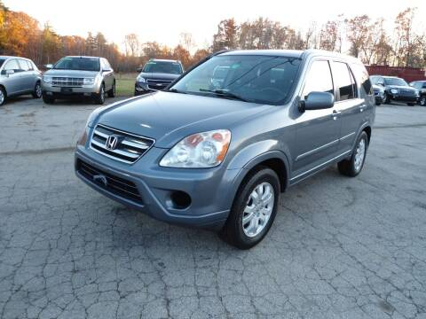2006 Honda CR-V for sale at Route 111 Auto Sales in Hampstead NH