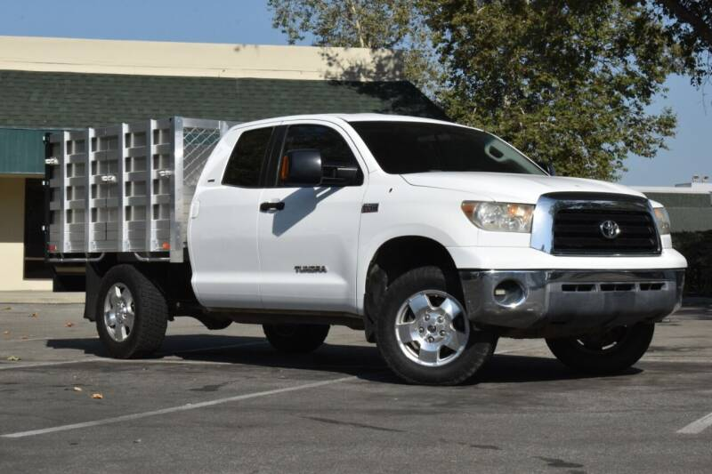 2008 Toyota Tundra for sale at Mission City Auto in Goleta CA