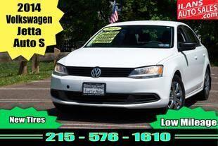 2014 Volkswagen Jetta for sale at Ilan's Auto Sales in Glenside PA