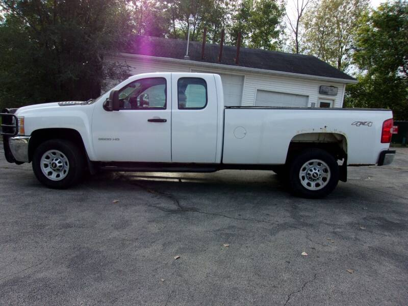 2012 Chevrolet Silverado 3500HD for sale at Northport Motors LLC in New London WI