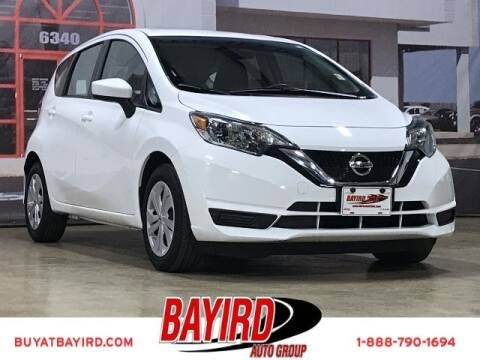2019 Nissan Versa Note for sale at Bayird Truck Center in Paragould AR