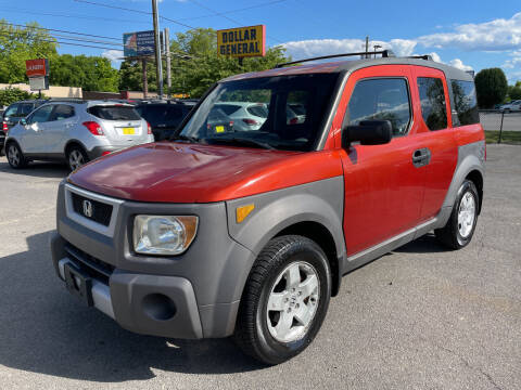 2004 Honda Element for sale at Diana Rico LLC in Dalton GA