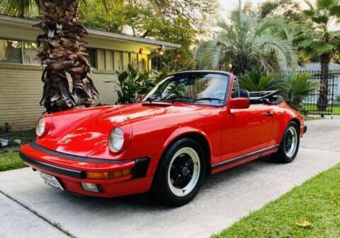 1984 Porsche 911 Carrera for sale at Classic Car Deals in Cadillac MI