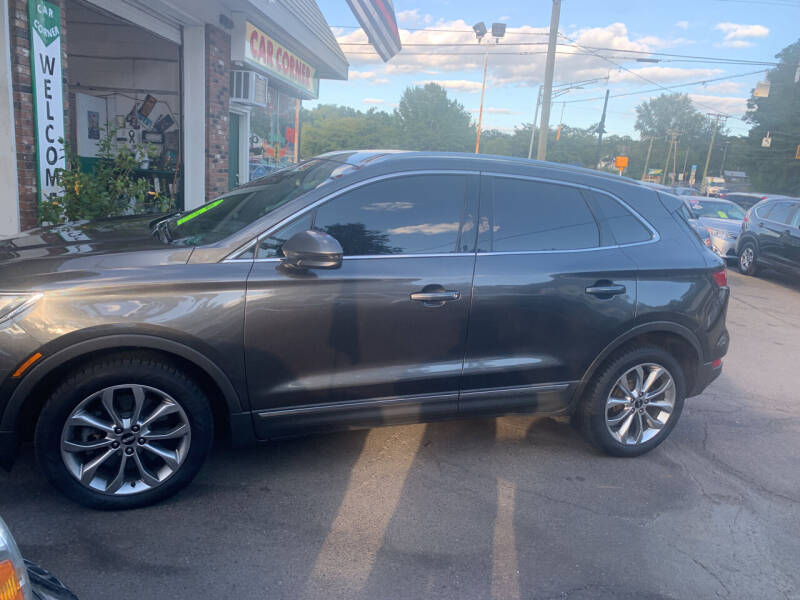 2017 Lincoln MKC for sale at CAR CORNER RETAIL SALES in Manchester CT