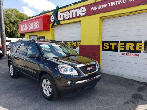 2012 GMC Acadia for sale at Extreme Auto Sales in Plainfield IN