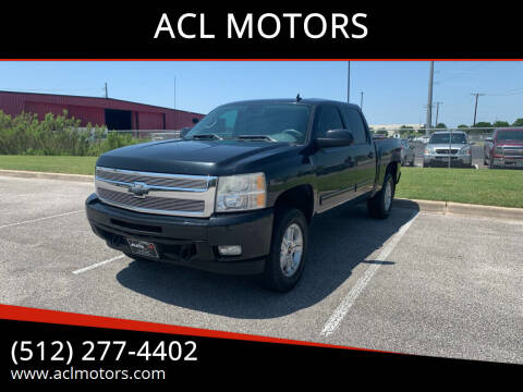 2009 Chevrolet Silverado 1500 for sale at ACL MOTORS in Austin TX