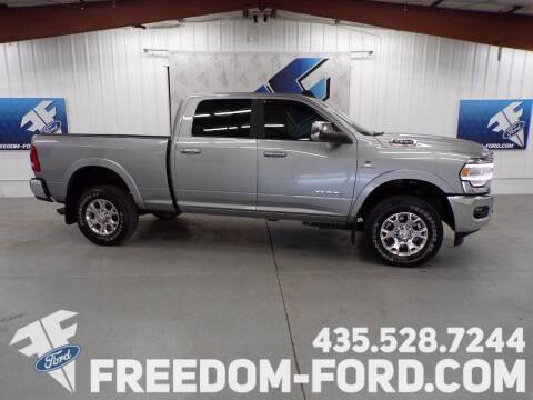 2020 RAM Ram Pickup 2500 for sale at Freedom Ford Inc in Gunnison UT