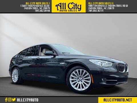 2012 BMW 5 Series for sale at All City Auto Sales in Indian Trail NC
