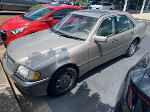 1999 Mercedes-Benz C-Class for sale at Southern Auto Solutions-Jim Ellis Hyundai in Marietta GA