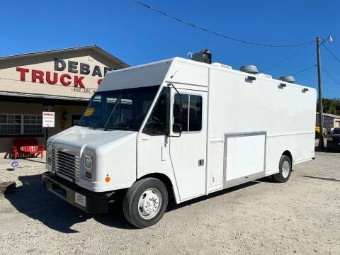2018 Ford Stripped Chassis for sale at DEBARY TRUCK SALES in Sanford FL