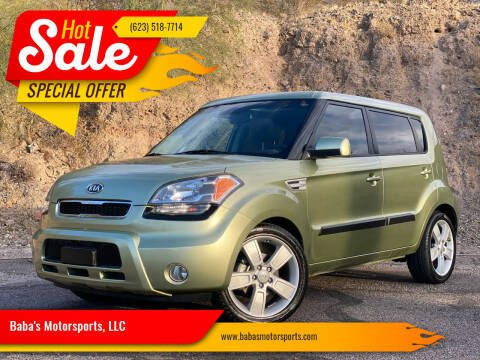 2011 Kia Soul for sale at Baba's Motorsports, LLC in Phoenix AZ