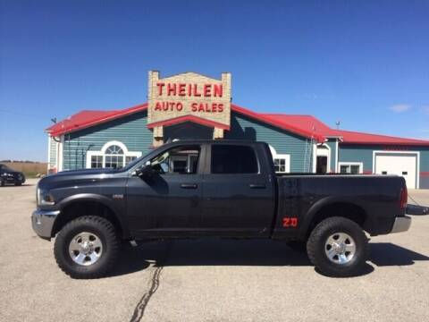2015 RAM Ram Pickup 2500 for sale at THEILEN AUTO SALES in Clear Lake IA