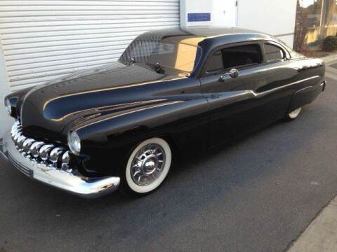 1951 Mercury 2 Door Coupe for sale at HIGH-LINE MOTOR SPORTS in Brea CA