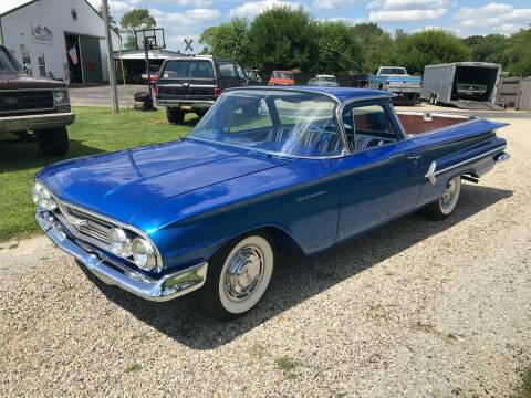 1960 Chevrolet El Camino for sale at 500 CLASSIC AUTO SALES in Knightstown IN