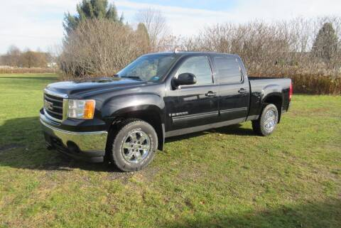 2007 GMC Sierra 1500 for sale at Clearwater Motor Car in Jamestown NY