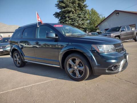 2015 Dodge Journey for sale at Triangle Auto Sales in Omaha NE