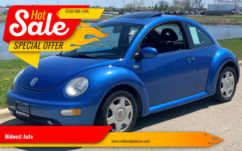 2001 Volkswagen New Beetle for sale at Midwest Auto in Naperville IL