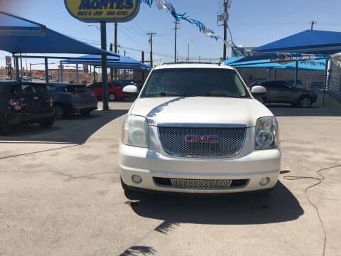 2012 GMC Yukon XL for sale at Autos Montes in Socorro TX