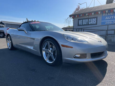 2005 Chevrolet Corvette for sale at Blue Diamond Auto Sales in Ceres CA