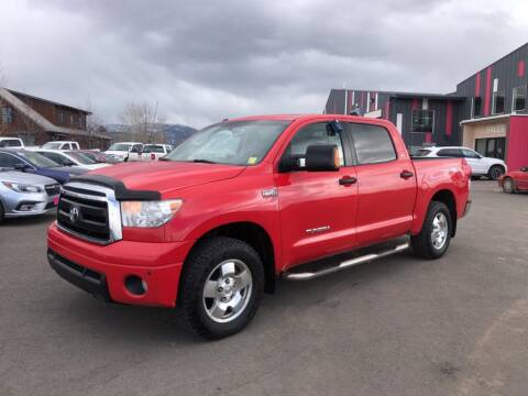 2012 Toyota Tundra for sale at Snyder Motors Inc in Bozeman MT
