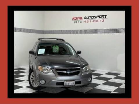 2009 Subaru Outback for sale at Royal AutoSport in Sacramento CA