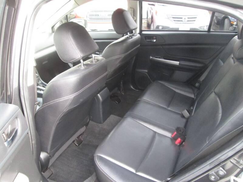 2015 Subaru XV Crosstrek AWD 2.0i Limited 4dr Crossover - Lowell MA