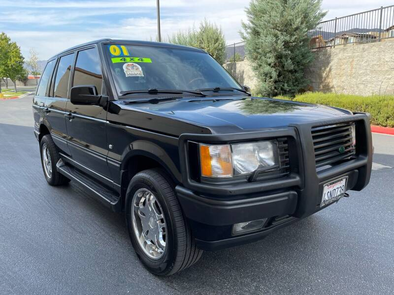 2001 Land Rover Range Rover for sale at Select Auto Wholesales in Glendora CA