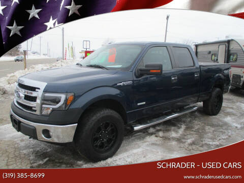 2014 Ford F-150 for sale at Schrader - Used Cars in Mt Pleasant IA