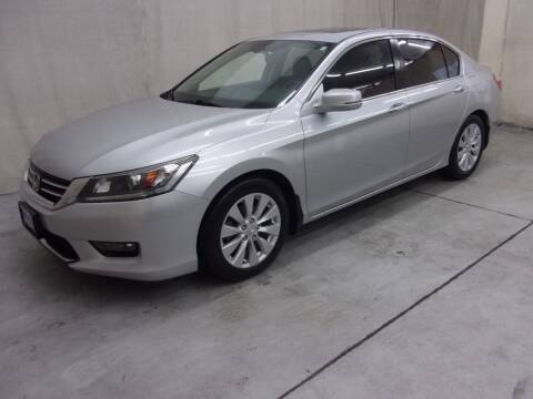 2015 Honda Accord for sale at Paquet Auto Sales in Madison OH