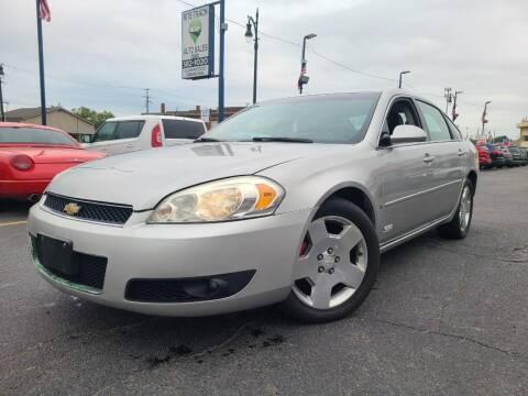 2006 Chevrolet Impala for sale at Rite Track Auto Sales in Detroit MI