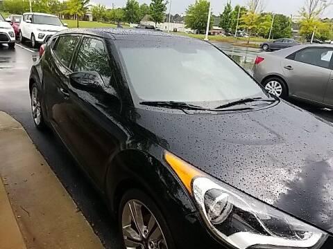 2017 Hyundai Veloster for sale at Southern Auto Solutions - Lou Sobh Kia in Marietta GA