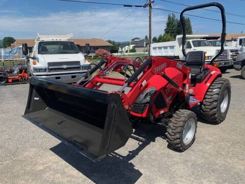 2020 TYM 264 for sale at DirtWorx Equipment - TYM Tractors in Woodland WA
