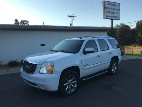 2007 GMC Yukon for sale at Rickman Motor Company in Somerville TN