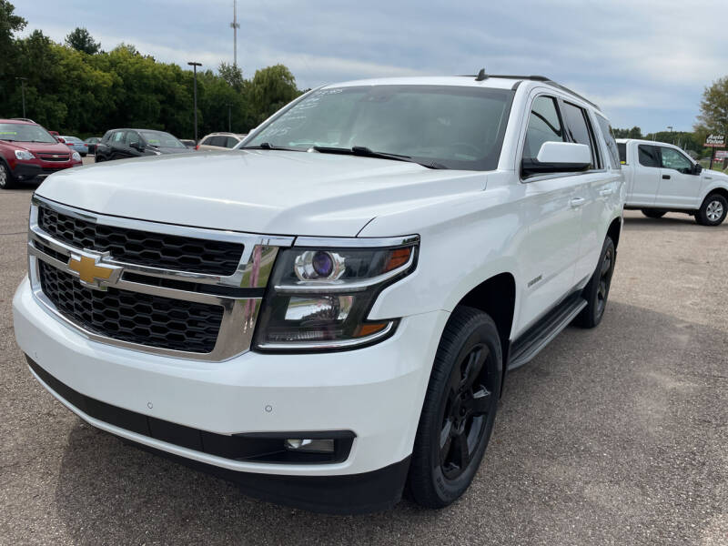 2015 Chevrolet Tahoe for sale at Blake Hollenbeck Auto Sales in Greenville MI