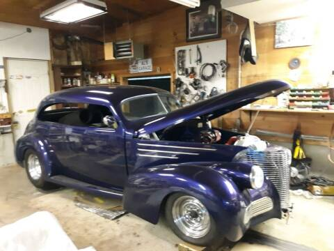 1940 Chevrolet 210 for sale at CARuso Classic Cars in Tampa FL