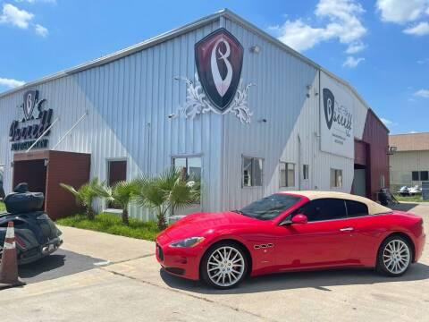 2011 Maserati GranTurismo for sale at Barrett Auto Gallery in San Juan TX