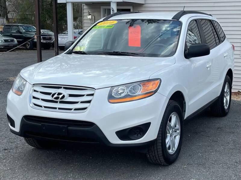 2010 Hyundai Santa Fe for sale at Landmark Auto Sales Inc in Attleboro MA