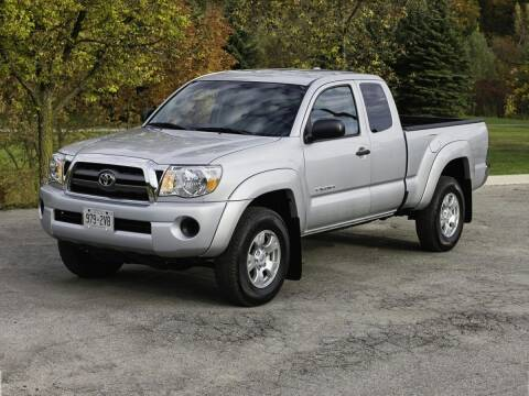 2009 Toyota Tacoma for sale at Sam Leman Toyota Bloomington in Bloomington IL