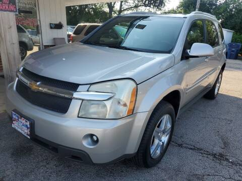 2008 Chevrolet Equinox for sale at New Wheels in Glendale Heights IL