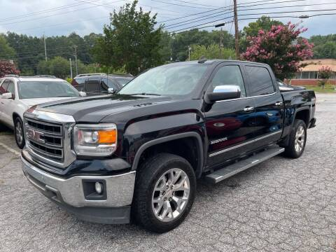 2015 GMC Sierra 1500 for sale at Car Online in Roswell GA