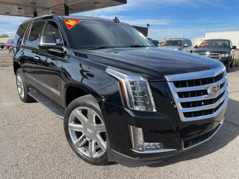 2016 Cadillac Escalade for sale at Top Line Auto Sales in Idaho Falls ID