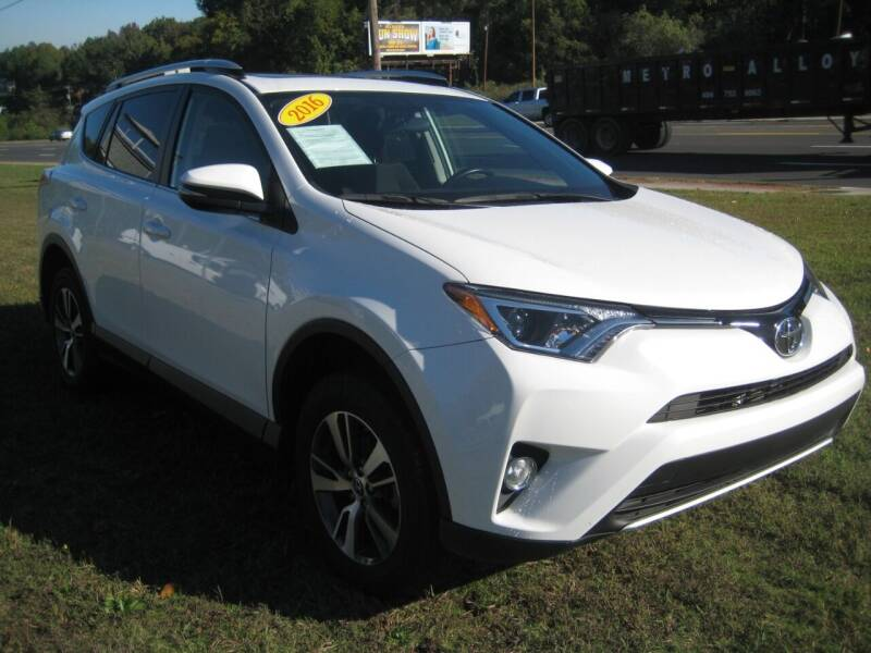 2016 Toyota RAV4 for sale at Carland Enterprise Inc in Marietta GA