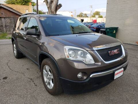 2009 GMC Acadia for sale at Car Kings in Cincinnati OH